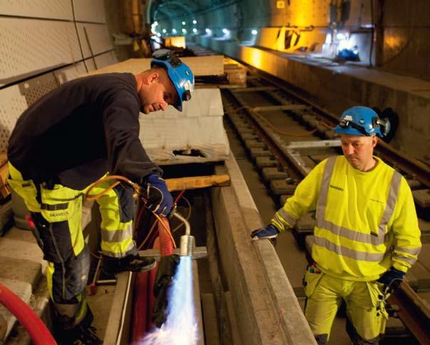 Citytunneln – ett unikt installationsobjekt