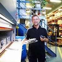 Elektroskandia hjälper Sandvik att spara energi