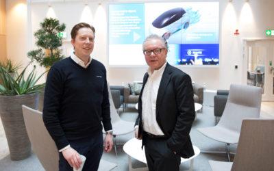 Höjd dammsäkerhet med Siemens Simatic