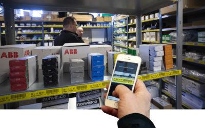 Ännu ett kundunikt lager öppnat i Småland – Vimmerby Elektriska effektiviserar