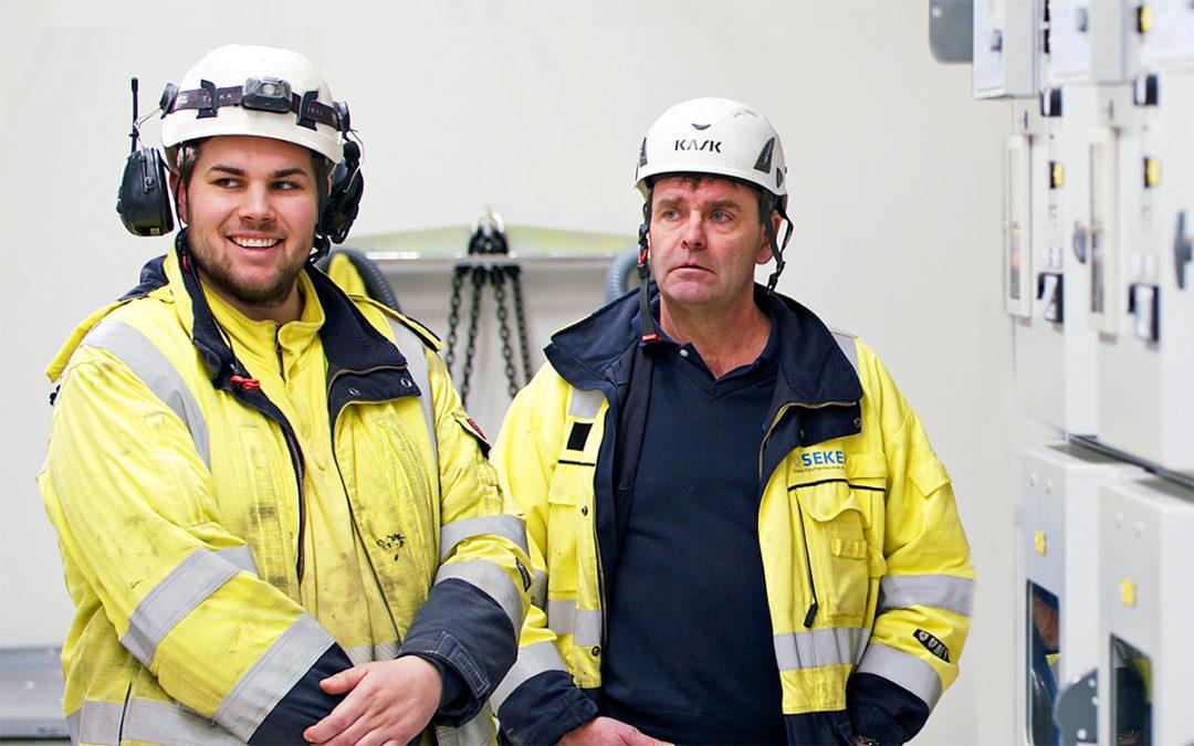 Svensk Elkraftsentreprenad i nära samarbete med Elektroskandia