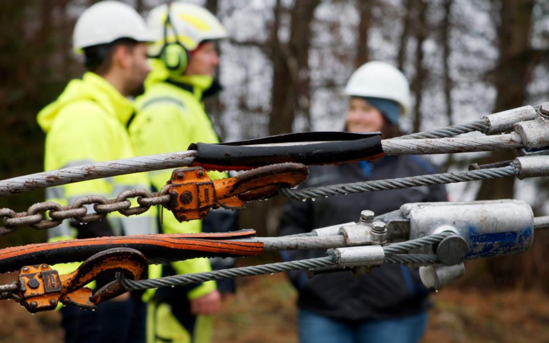 Högtemperaturlina – Elektroskandia  levererar till första projektet i Sverige