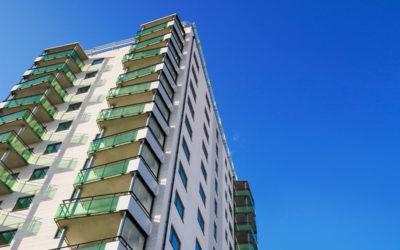 Elektroskandia tog fram belysningskoncept för bostadsfastigheter i Kalmar