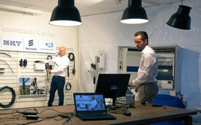 Digitalt arbetssätt öppnar nya möjligheter – Ericsson och Elektroskandia på virtuell mässturné