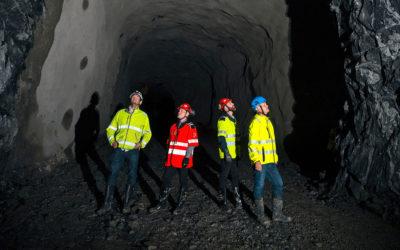 Ny avloppstunnel byggs i Stockholm – skräddarsydd produkt- ochlogistiklösning för Axians