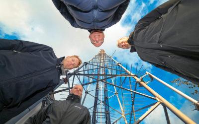 Enkel montering och kvalitet i fokus – Ericsson och Elektroskandia testar  nya produkter