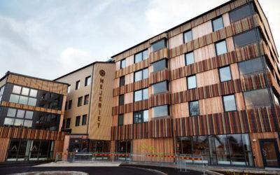 Nära samarbete, en framgångsfaktor för installationsprojektet vid äldrecentrum Mejeriet