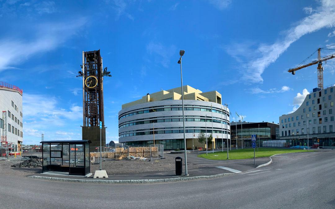 Nya Kiruna – här skapas en nygammal stad