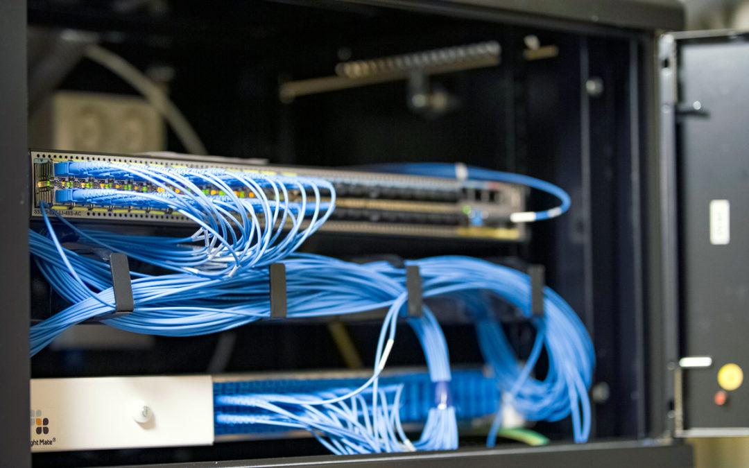 HSB Stockholm installerar fiber i 4000 lägenheter – Elektroskandia sköter materiellogistiken åt Tele2/iTUX