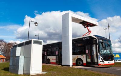 Jönköping  satsar på elbussar – leverans av fördelningscentraler till 10 laddstationer