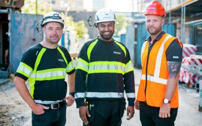 Snabba ryck då PlanMan fick ta över stort bostadsprojekt i Malmö