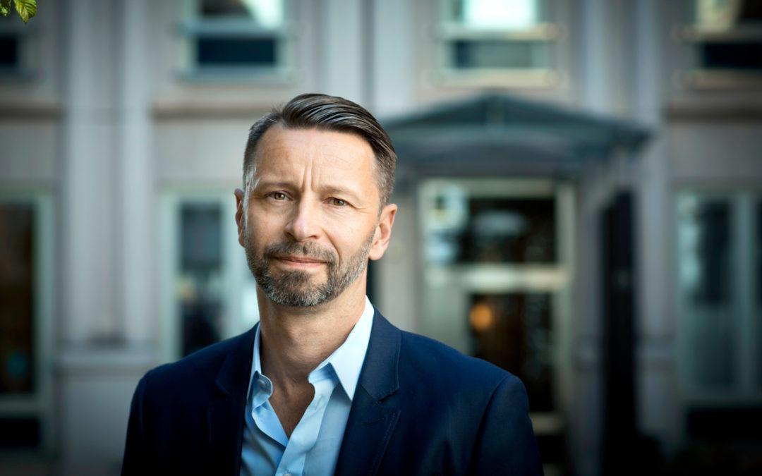 Branschintervju: Mikael Castanius vd på Belysningsbranschen