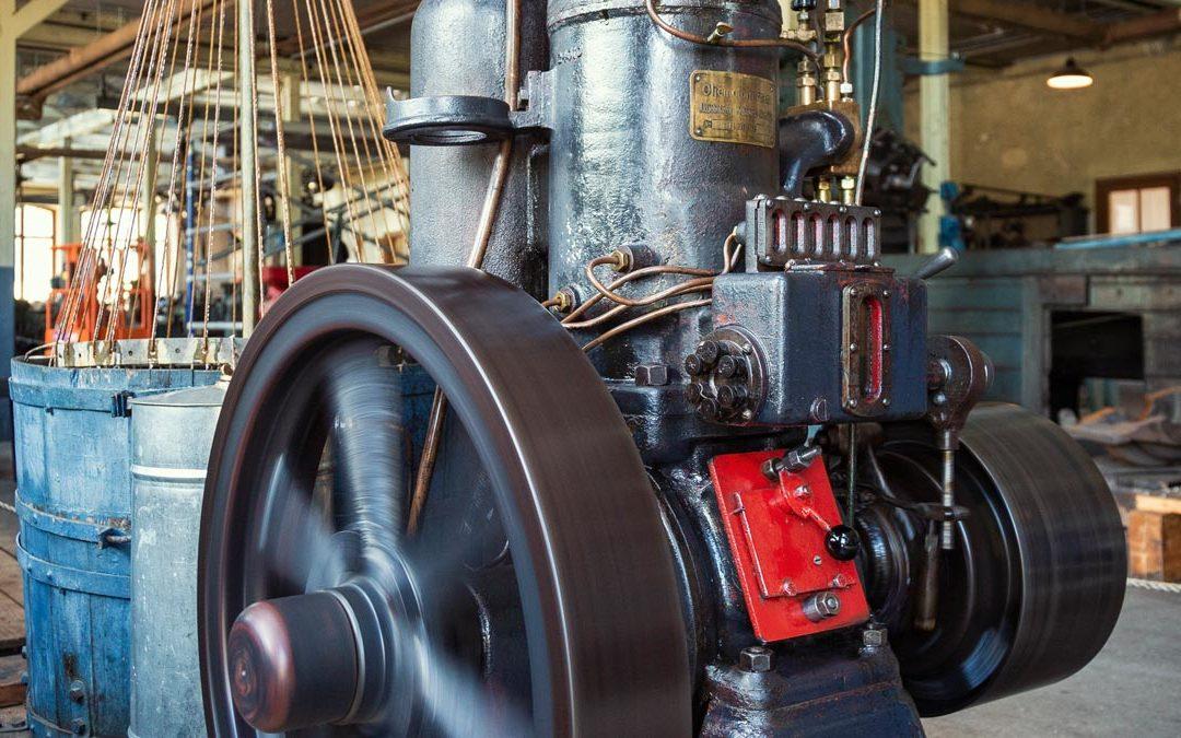 Anrikt industrimuseum säkrat med SecuriFire