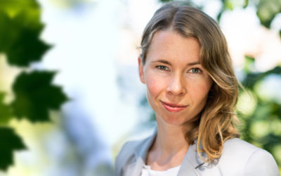 Branschintervju: Johanna Barr, expert på elsystem hos Power Circle