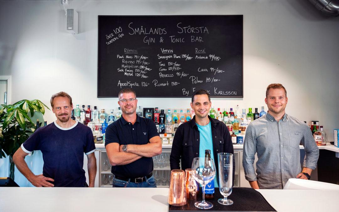 100 000  liter öl per år – Kosta Bryggeri tar form
