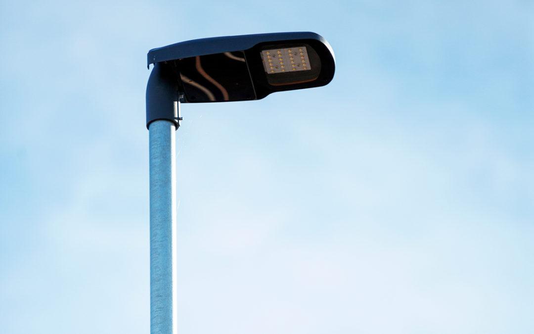 Belysning från Elektroskandia till två nya snabbmatsrestauranger i Kalmar